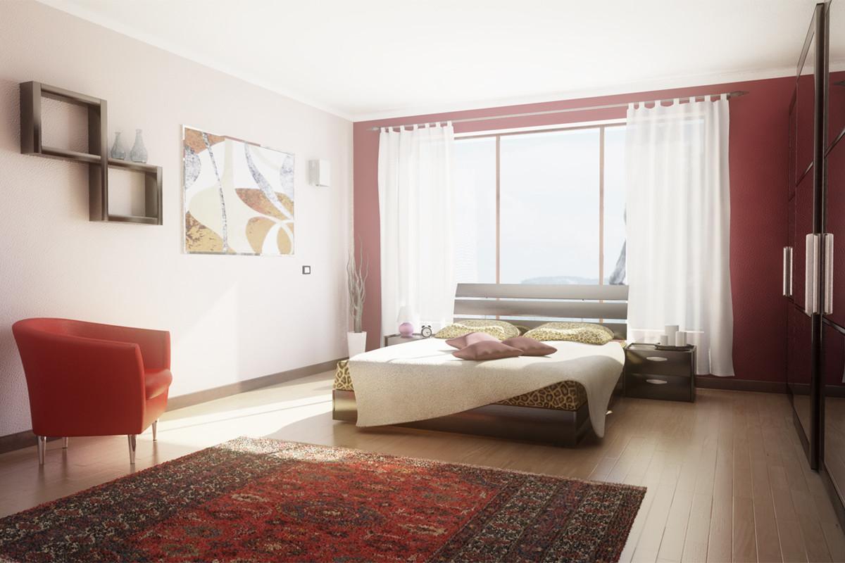 Rendering fotorealistico interior