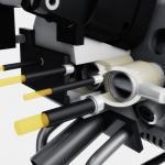 Concept motore endotermico