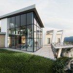 Concept casa sul lago