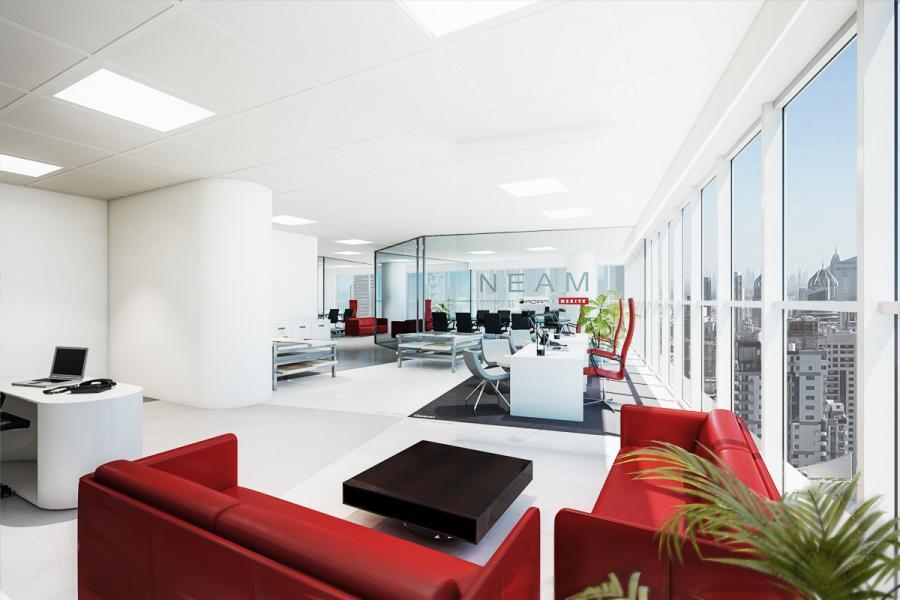 Rendering fotorealistico interior design