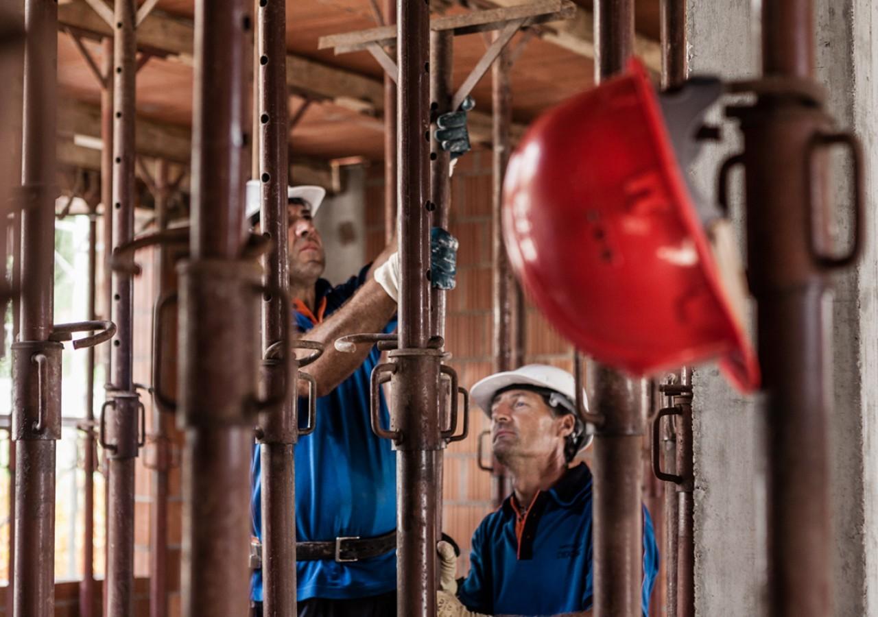 Reportage fotografico azienda edile