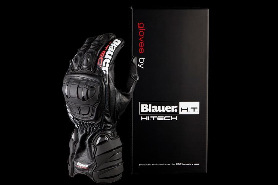 Servizio fotografico guanti Blauer