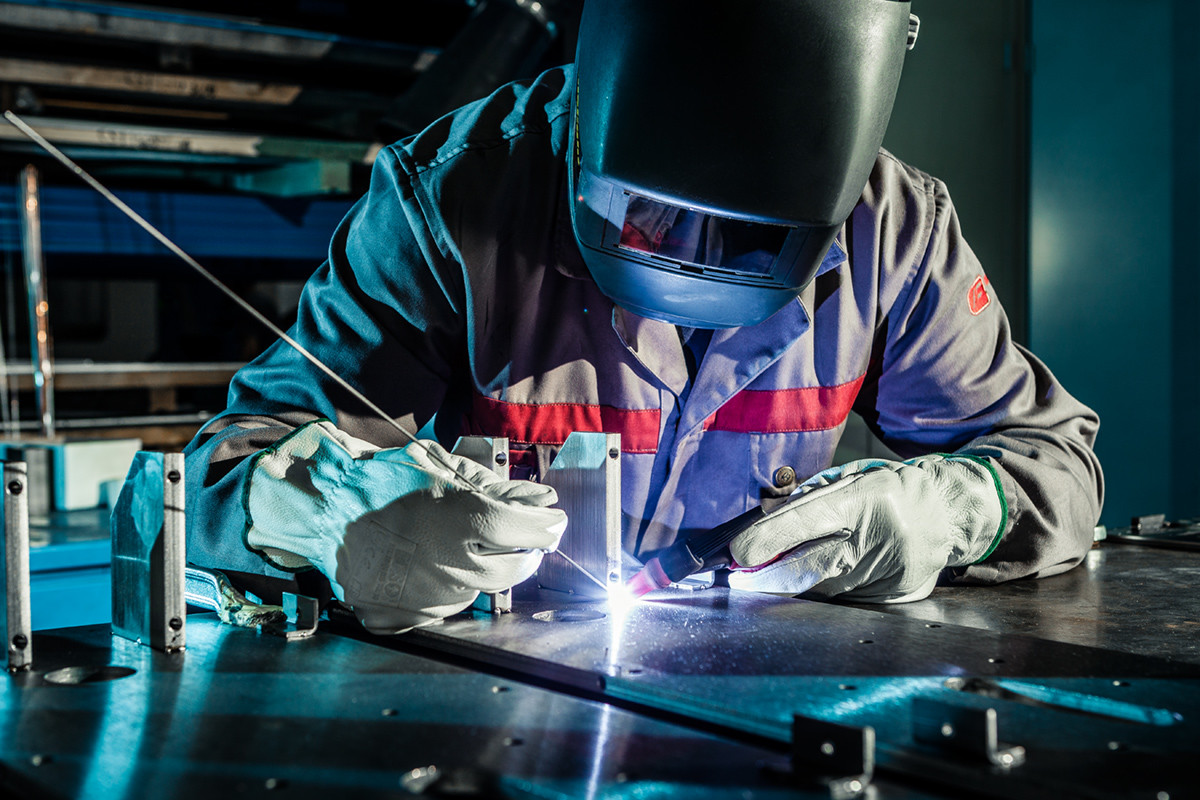 servizio fotografico reportage industriale