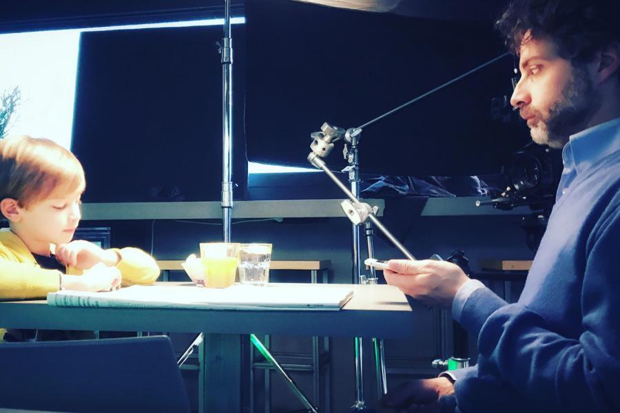 Benicà – Backstage video