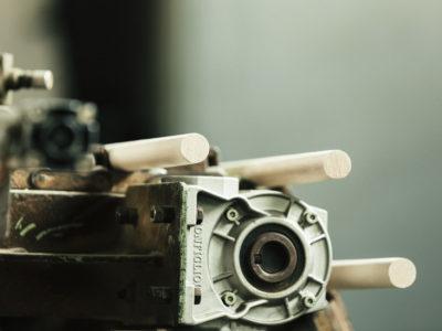 Servizio fotografico aziendale – manici in legno