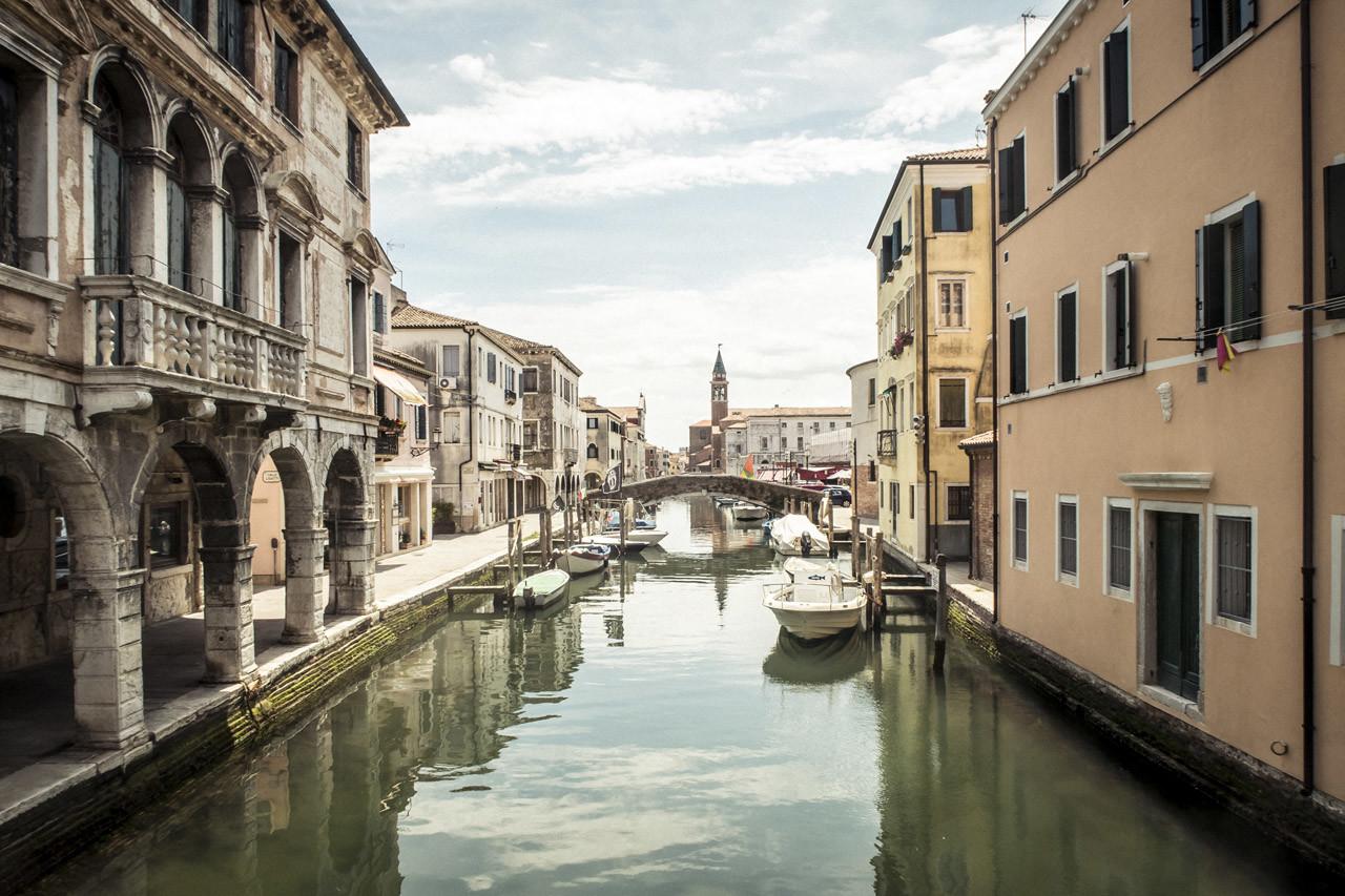 Chioggia la piccola Venezia